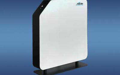 Συσκευή απολύμανσης αέρα με λάμπες UVC: SteriWhite Air Q115